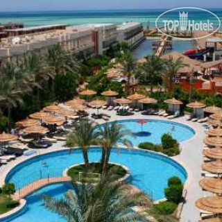 Фото Bellagio Aqua Park Beach Resort & Spa (ex.Panorama Bungalows Aqua Park Hurghada)