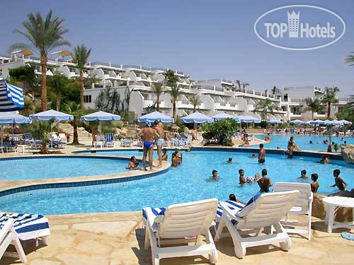 Фото отеля Hilton Sharm Waterfalls 5*