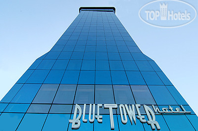 фото Blue Tower 4* / Сирия / Дамаск
