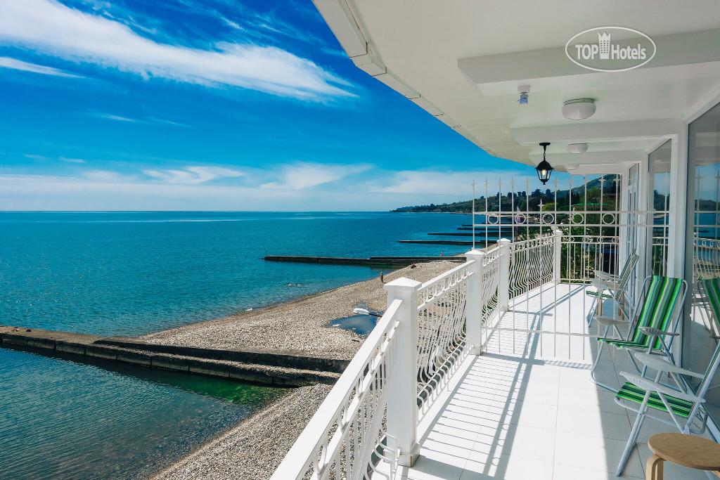 Дом на море новый афон абхазия