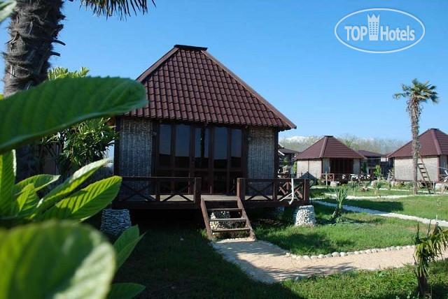 Rimuovere il bungalow a Campobasso sulla spiaggia