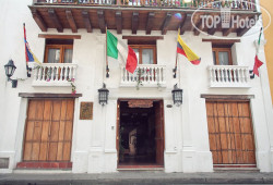 Don Pedro de Heredia Hotel 4*
