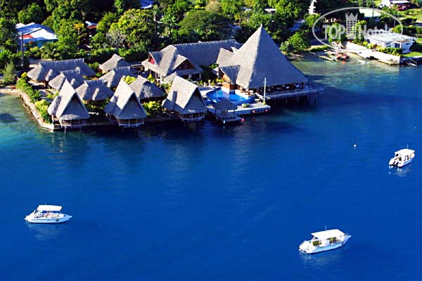 ���� Bora Bora Dive Resort 4* / ����������� ��������� / ���� ����