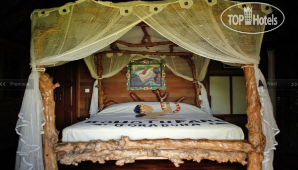 ���� Rohotu Fare Lodge 2* / ����������� ��������� / ���� ����