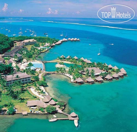 ���� InterContinental Tahiti Resort 5* / ����������� ��������� / �����