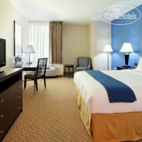 Фото отеля Holiday Inn Express San Pedro Sula 2*