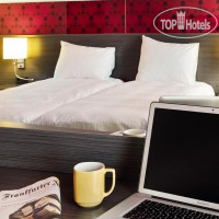 Фото отеля Park Inn by Radisson Luxembourg City 3*