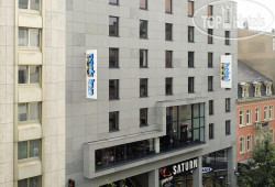 Park Inn by Radisson Luxembourg City 3*
