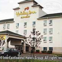 Фото отеля Holiday Inn Express - Edmonton International Airport 4*