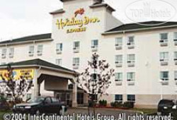 Holiday Inn Express - Edmonton International Airport 4*