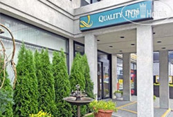 Quality Inn Downtown Montreal 3*