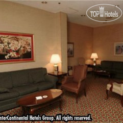 Holiday Inn Select Montreal-Ctr Vle-Dwtn Conv Ctr 4*