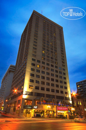 Doubletree Montreal Centre 3*