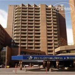 Delta Ottawa Hotel and Suites 4*