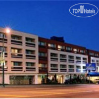 Фото отеля Holiday Inn Express Vancouver 3*