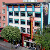 Фото отеля Samesun Backpackers Vancouver 3*