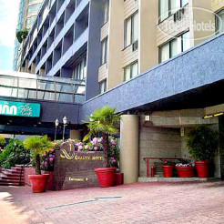 Отель Quality Hotel Downtown-Inn at False Creek