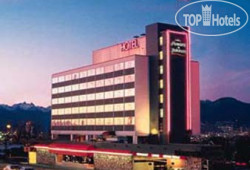 Howard Johnson Plaza Hotel Vancouver 3*