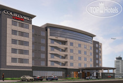 Courtyard by Marriott Winnipeg Airport 4*