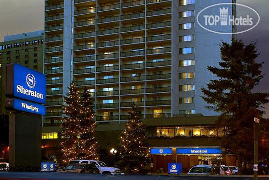 Sheraton Winnipeg 5*