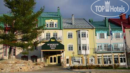 Homewood Suites by Hilton Mont-Tremblant Resort 4*