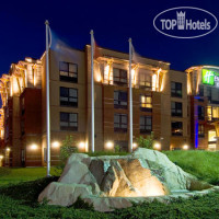 Фото отеля Holiday Inn Express Hotel & Suites Riverport Richmond 2*