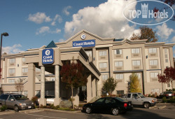 Coast Abbotsford Hotel & Suites No Category