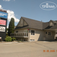 Фото отеля Skyline Motel Kamloops 1*