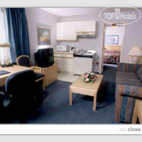 Фото отеля Accent Inns Vancouver Airport 3*