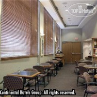 Фото отеля Holiday Inn Express Vancouver Airport 4*