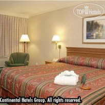 Фото отеля Holiday Inn International Vancouver Airport 4*