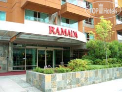 Ramada Limited Vancouver Airport 3*