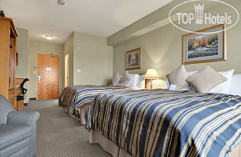 Best Western Plus King George Inn & Suites 3*