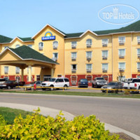 Фото отеля Days Inn Dawson Creek 2*