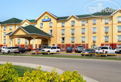 Days Inn Dawson Creek 2*