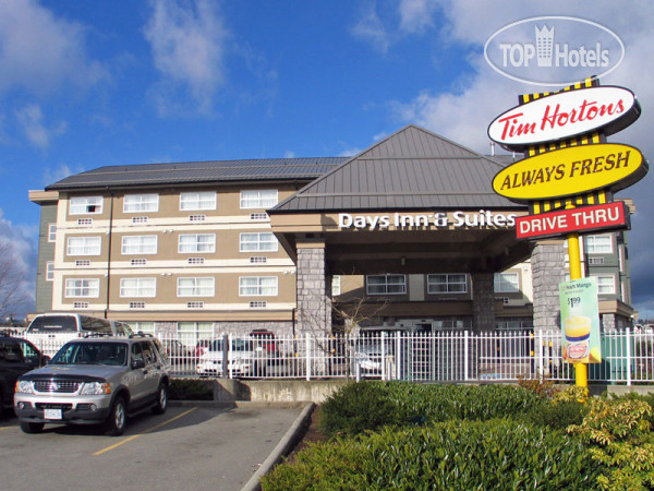 Days Inn And Suites - Langley 3*