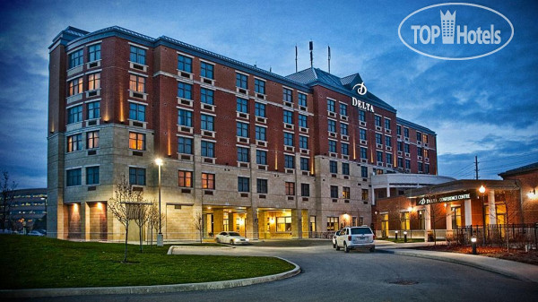 Delta Guelph Hotel and Conference Centre 3*