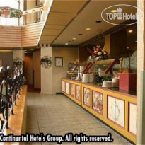 Фото отеля Holiday Inn Toronto - Brampton Conference Center 4*