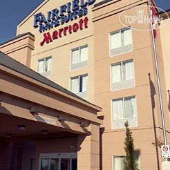 Отель Fairfield Inn & Suites Toronto Brampton
