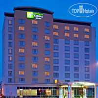 Фото отеля Holiday Inn Express & Suites Toronto-Markham 3*