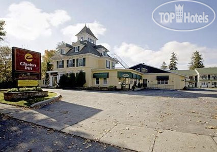 Clarion Inn & Conference Centre, Gananoque 2*