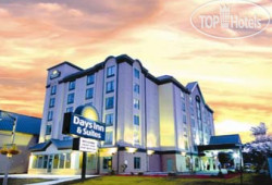 Days Inn Niagara Falls, Center St., By the Fall 3*