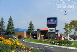 Howard Johnson Plaza Sudbury 3*