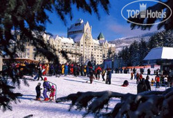 The Fairmont Chateau Whistler Resort Hotel 4*