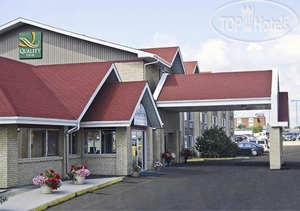 Quality Inn West Harvest 3*