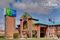 Holiday Inn Express Red Deer 2*