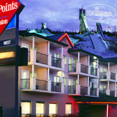 Four Points by Sheraton Hotel & Suites Calgary West 4*