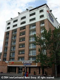 Holiday Inn Express Hotel & Suites Calgary 4*