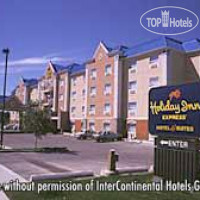 Фото отеля Holiday Inn Express Hotel & Suites Calgary-South 4*