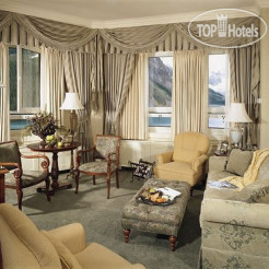 Номера The Fairmont Chateau Lake Louise